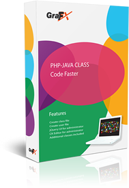 PHP-JAVA CLASS Code Generator