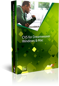 CVS for Dreamweaver (Windows and Mac)