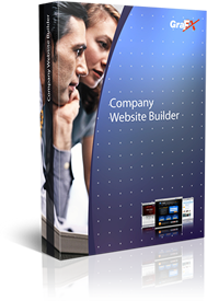 Company WebSite Builder